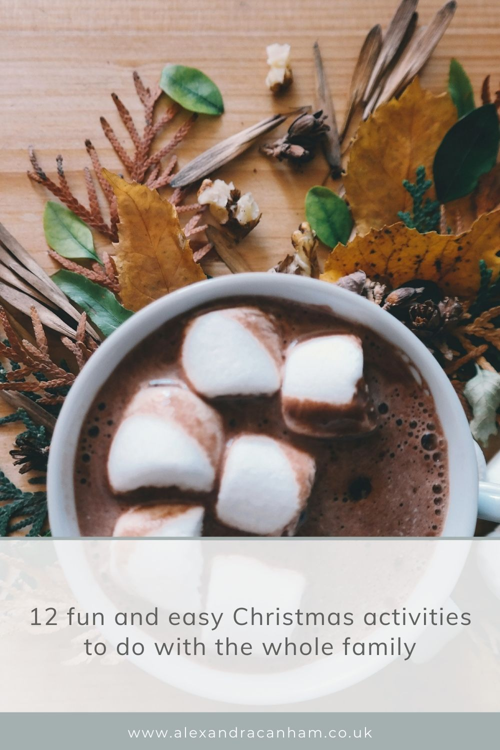 12 fun and easy Christmas activities to do with the whole family